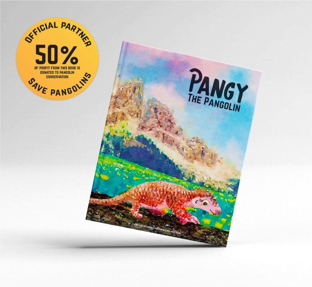 Pangy-the-pangolin